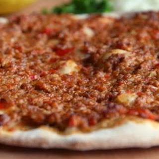 Lahmacun Turkish Pizza