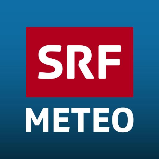 srf meteo app