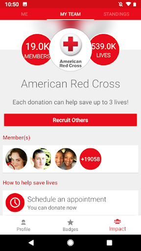 Blood Donor screenshot 5