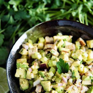 Avocado, Apple And Chicken Salad