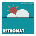 RetroMat icon
