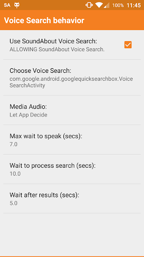 Screenshot for SoundAbout Pro in Hong Kong Play Store