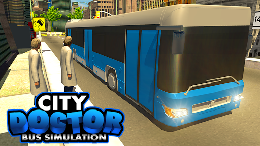 城市醫生總線仿真3D