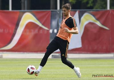 Roberto Martinez recommande à Adnan Januzaj de changer de club