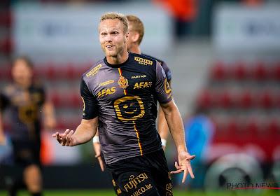 Gustav Engvall zit nog niet in de selectie van KV Mechelen