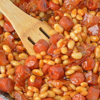Franks and Beans.