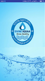 Divine Aquaa - Mineral Water Delivery App- screenshot thumbnail