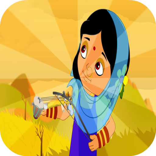 Hindi Nursery Rhymes for kids 媒體與影片 App LOGO-APP試玩