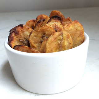 Chili Lime Plantains