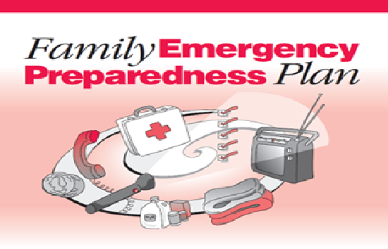 10 Steps For Preparing A Family Emergency Plan
