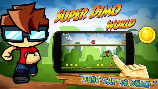 Super Dimo World game (apk) free download for Android/PC/Windows screenshot