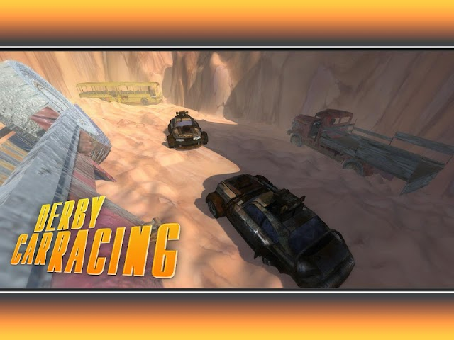 android Derby Car Racing Screenshot 3