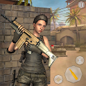 Call of Cover Fire: Cross Fire FPS Battle Ground icon