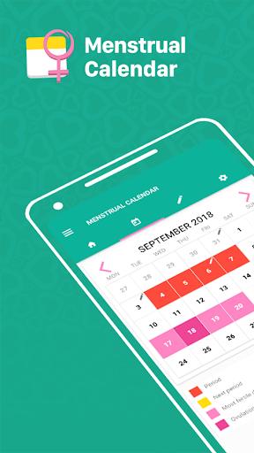 Menstrual & Ovulation Calendar 1.0.30 app download 1