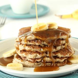 Banana Coconut Milk Pancakes (Dairy Free) Recipe
