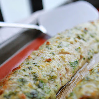Easy 20-Minute Garlic and Herb Baked Cod.