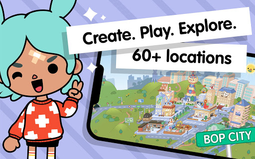 Toca Life World: Build stories & create your world 1.24.1 Screenshots 11