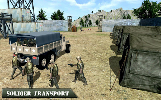 US Army Off-road Truck Driver 3D 1.1 Cheat screenshots 3