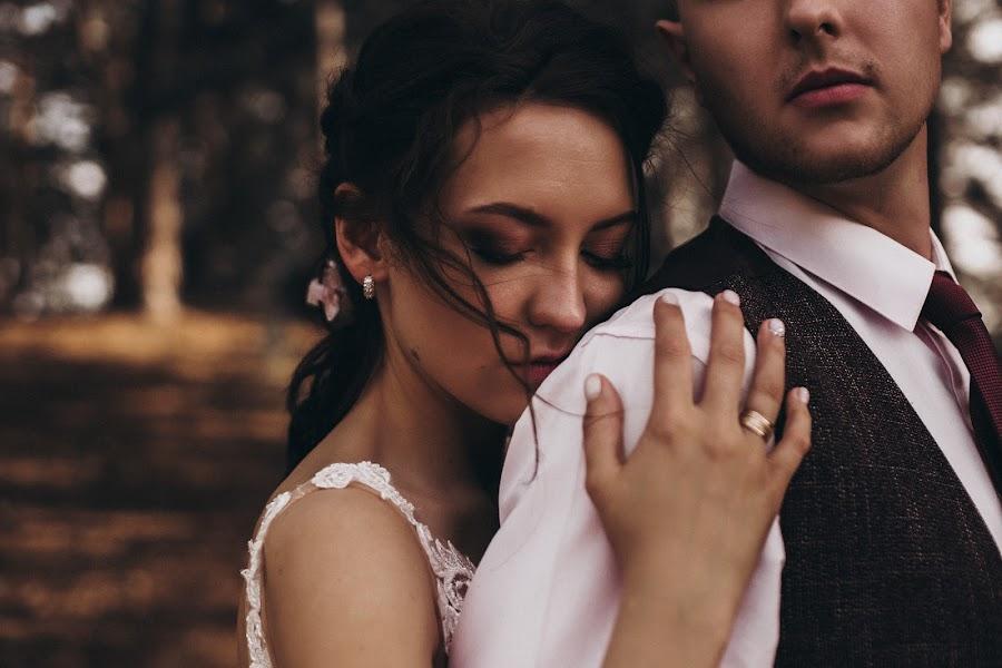 Wedding photographer Viktoriya Artemova (vikki1803). Photo of 25.11.2018