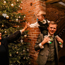 Wedding photographer Darren Gair (darrengair). Photo of 11.01.2018