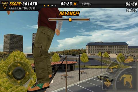 Mike V: Skateboard Party PRO  screenshots 4