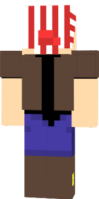 a pirate i made for my frinds birthday! -pig_ofgold