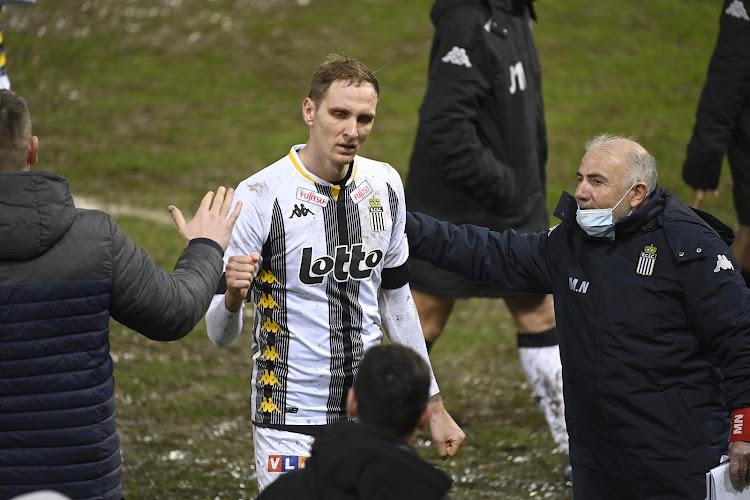 Covid-19 : Lukasz Teodorczyk fait son retour avec Charleroi