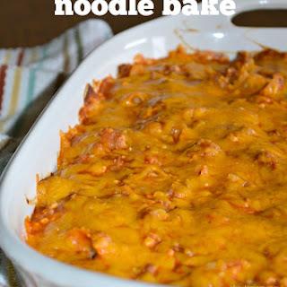 Ground Turkey Noodle Bake Recipe