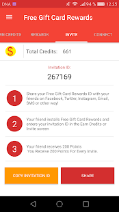 Free Gift Card Rewards- screenshot thumbnail