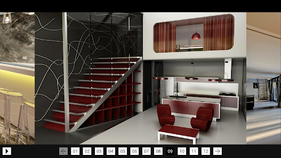 to helps when space itunes for decorate available app larchmont and loft s she on you turned google virtually your transforms a redesign that artist interior play hutch dw design an free
