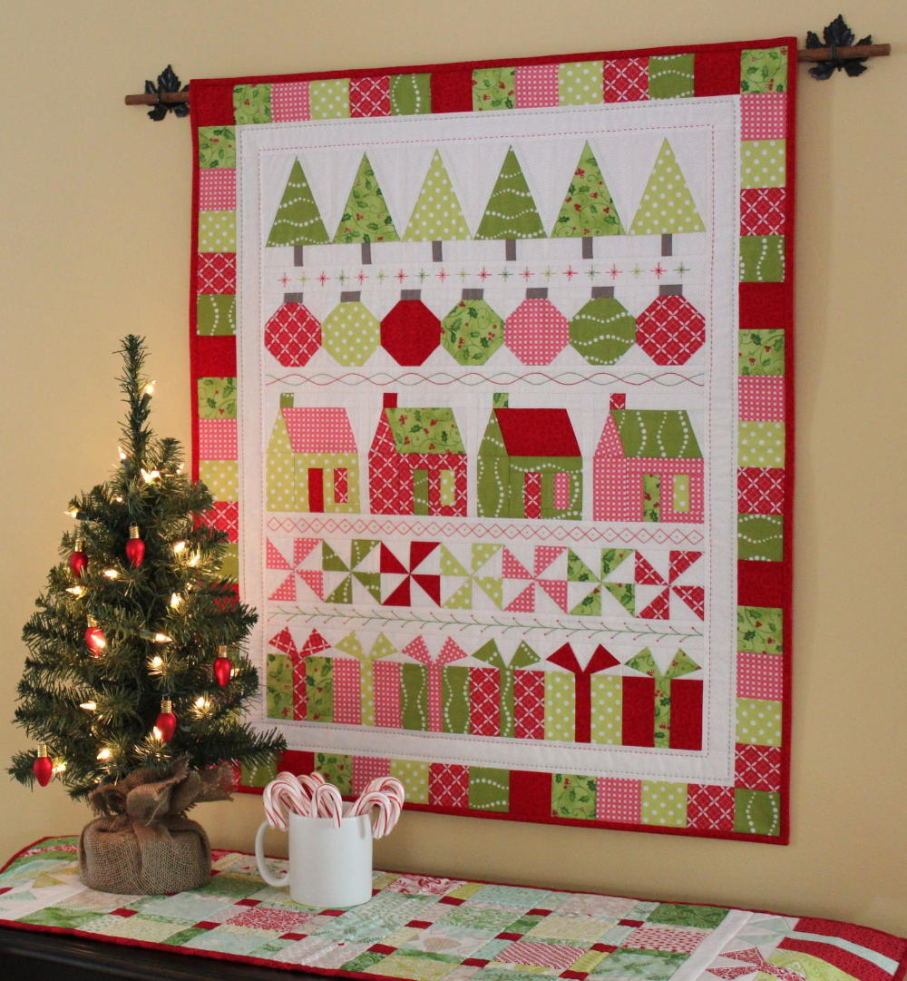 Merry and Bright Quilt