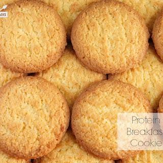 Protein Breakfast Cookie.