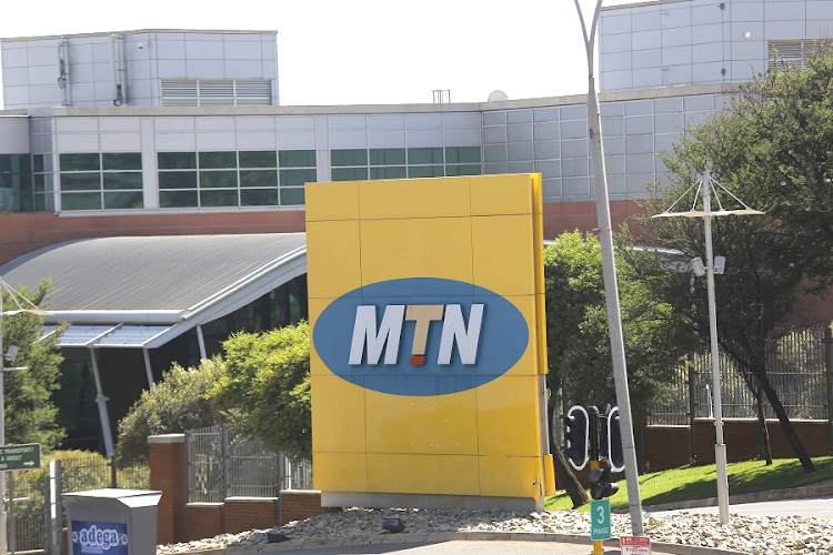 MTN's head office in Johannesburg. Picture: EPA/KIM LUDBROOK