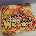 日清食品 デカうまWマヨソース焼そば by motoi