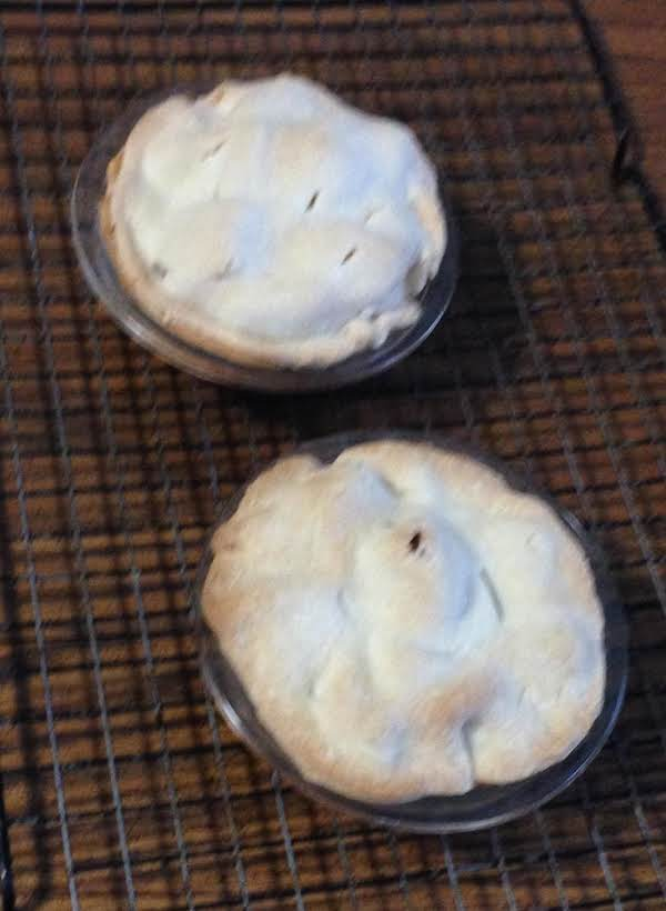 Pear Pie For Two Recipe