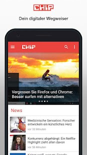 CHIP - News, Tests & Beratung - náhled