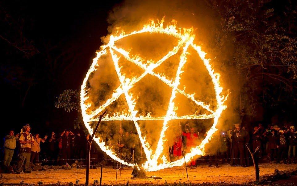 Під Одесою сатаністи принесли людину в жертву