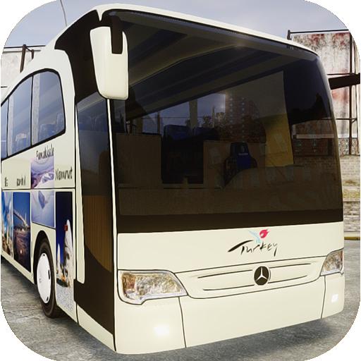 Bus Simulator Game Mercedes - Benz
