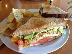 Photo: sandwiches laguna beach