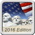 Free US Citizenship Test 2016 icon