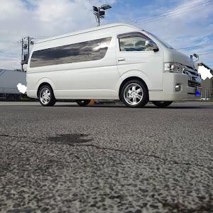 ハイエース TRH221Kのカスタム事例画像 ほっしー☆【不正改造車保存会】さんの2021年10月22日10:56の投稿