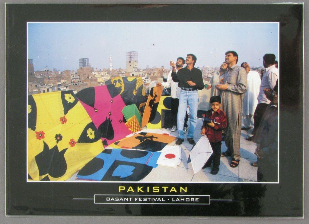 basant festival in pakistan