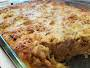 Chicken Bacon Ranch Bread Pudding