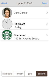Up for Coffee- screenshot thumbnail