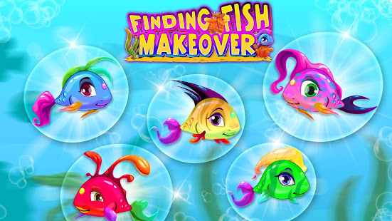 Download Little Fish Makeover For PC Windows and Mac apk screenshot 6
