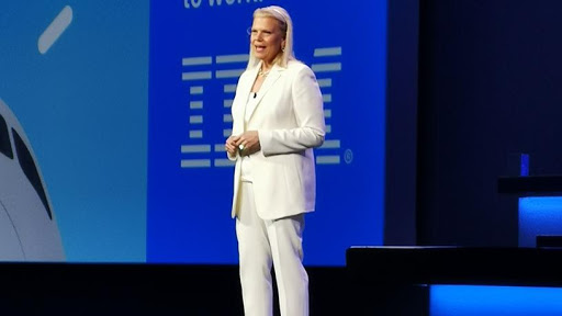 Ginni Rometty, IBM chairman, president and CEO.