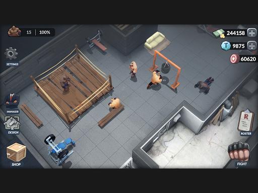 MMA Manager 0.6.14 screenshots 6