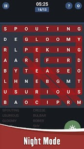 Word Search Puzzle 4