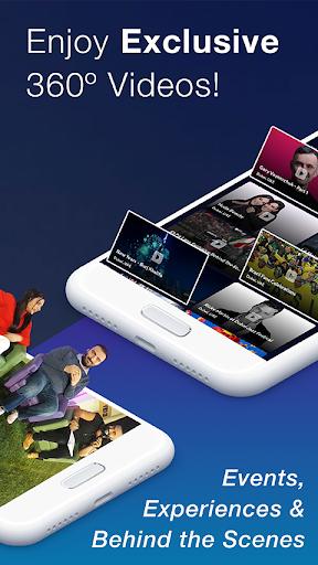 360 VUZ - Live VR - Video Views - فيوز 4.2.9 screenshots 2