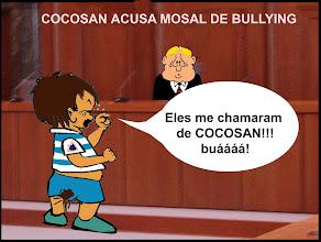 Photo: Casan processou o MOSAL ( que não tem nem CNPJ nem diretoria!) por apelidarmos a empresa de Cocosan!
